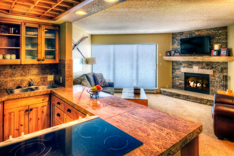 Building 4 One Bedroom Suite at Beaver Run Resort Breckenridge