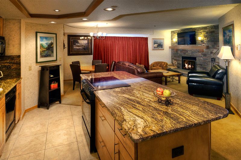 Building 4 Two bedroom Suite at Beaver Run Resort Breckenridge