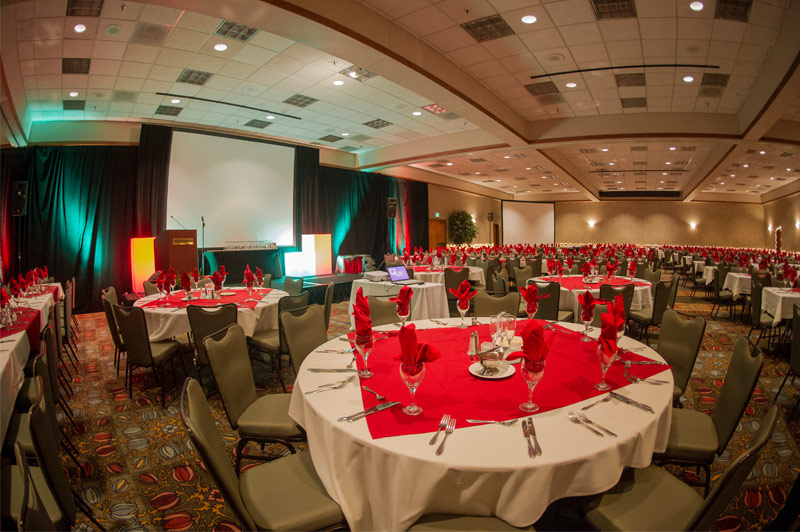 Colorado Ballroom at Beaver Run Resort in Breckenridge
