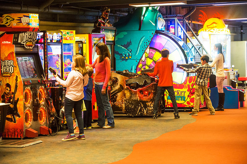 Arcade at Beaver Run Resort Breckenridge