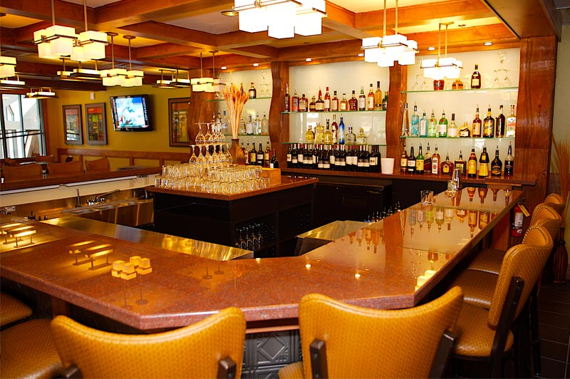 Coppertop Bar at Beaver Run Resort in Breckenridge
