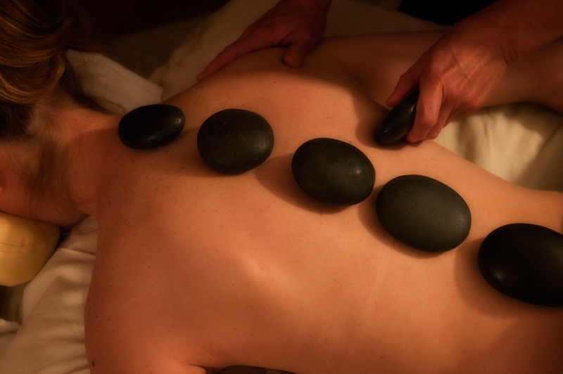 Hot Stones at Beaver Run Resort Spa in Breckenridge