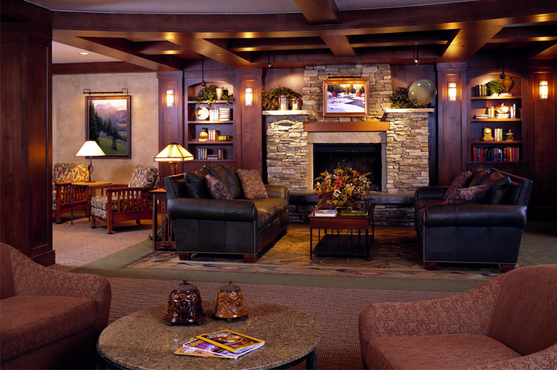 Beaver Run Lobby at Beaver Run Resort Breckenridge
