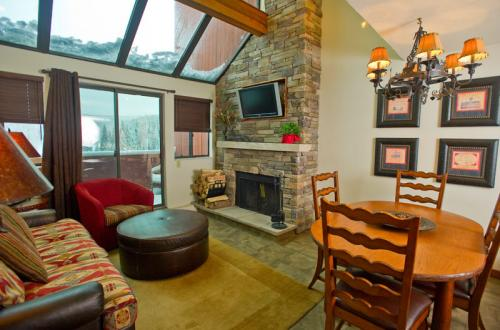 Two Bedroom Suite at Beaver Run Resort Breckenridge