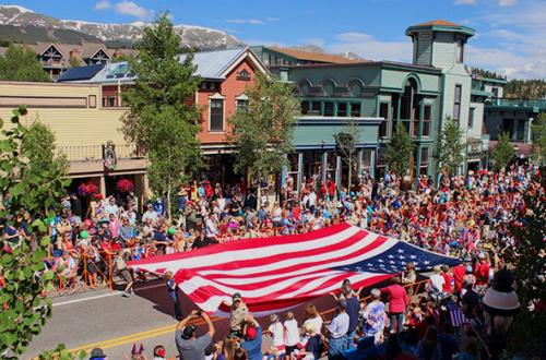 fourth of july breckenridge