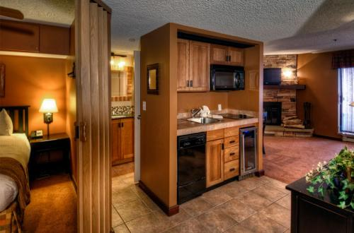 The Colorado Suite Condo Rental available at Beaver Run Resort in Breckenridge