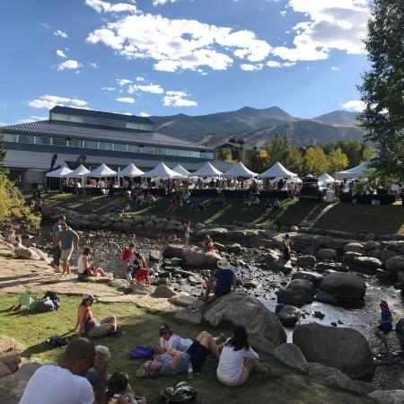 Breck Wine Classic at the Riverwalk Center