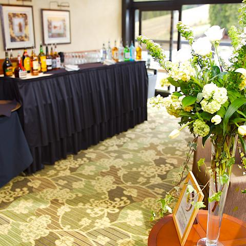 Imperial Foyer with Bar