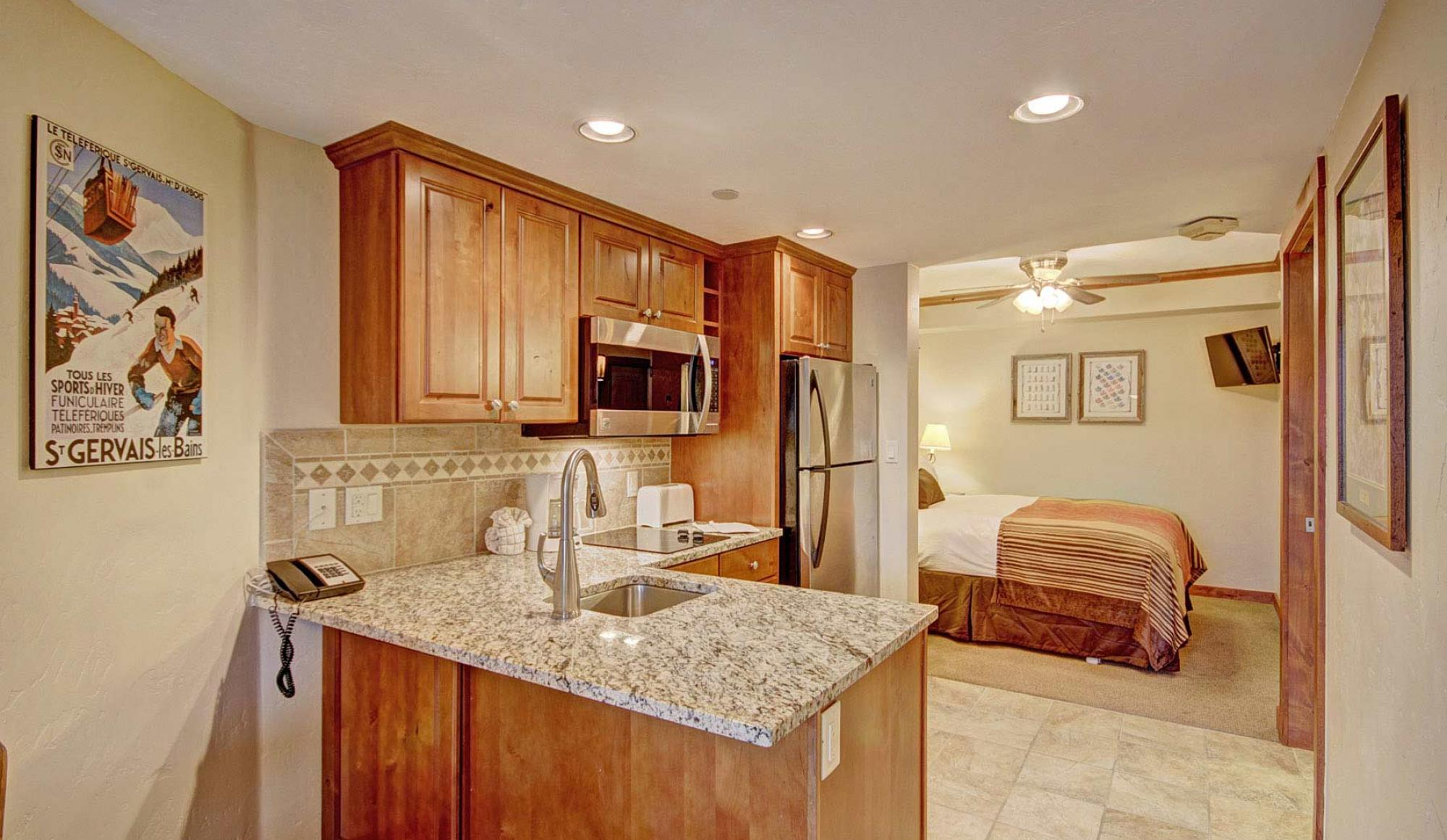 Beaver Run Resort Studio Apartment in Breckenridge