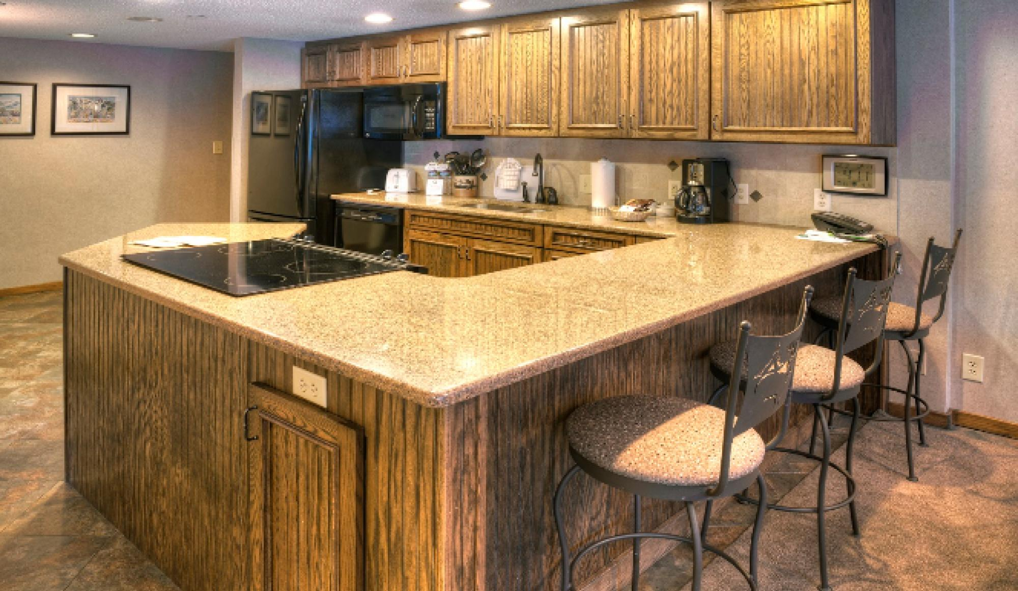 Beaver Run Resort Corporate Suite Dining Area/Kitchen in Breckenridge