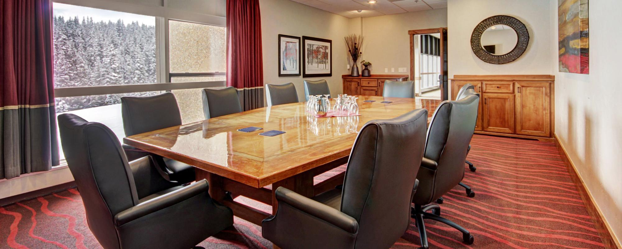 beaver run board room