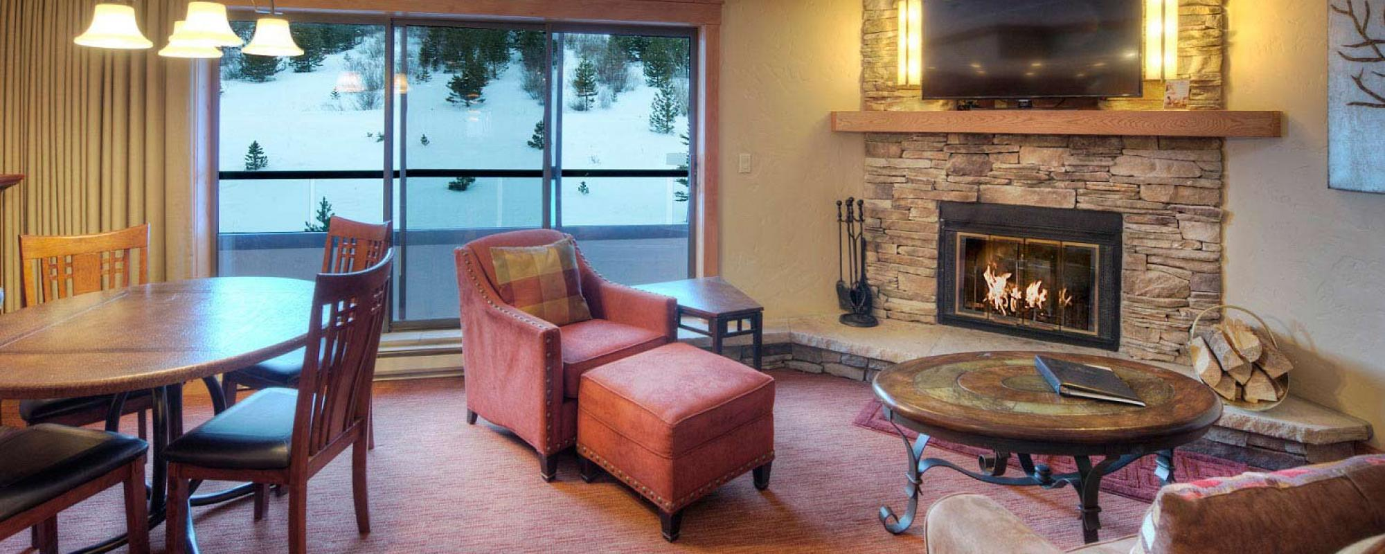 Summit Suite Studio at Beaver Run Resort in Breckenridge