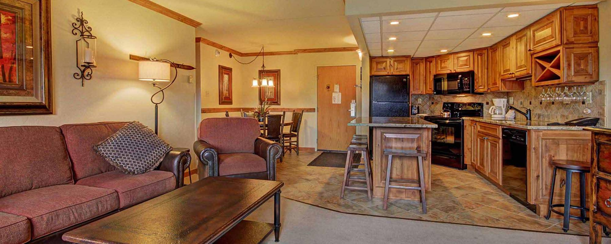 One bedroom Condo at Beaver Run Resort in Breckenridge