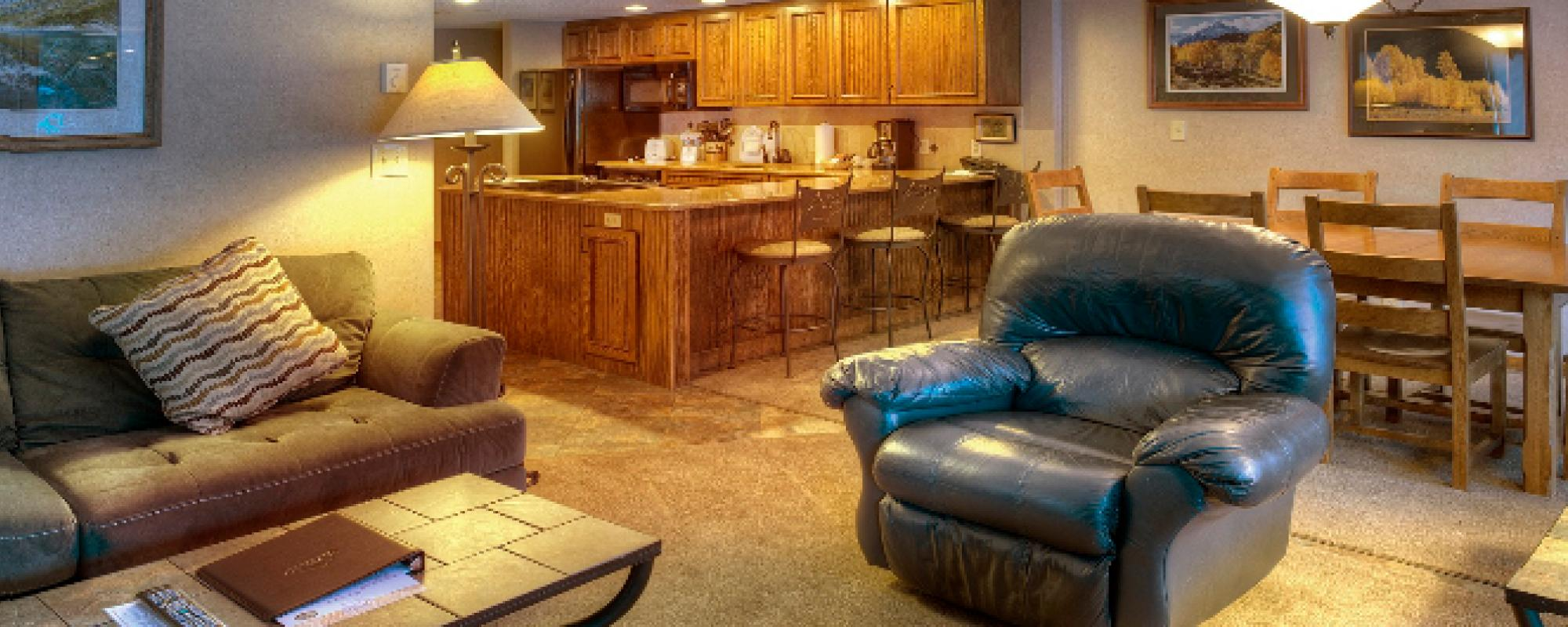 Enjoy the Premium Corporate Suite at Beaver Run Resort