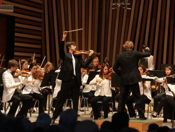 National Repertory Orchestra Concert