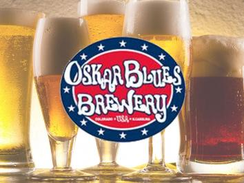 Oskar blues Beer Tasting