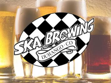 Ska Brewing beer tasting