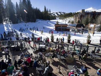 breckenridge ski season