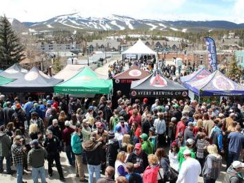 Beerfest - Breckenridge Colorado- Beaver Run Resort and Hotel