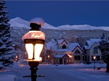 christmas breckenridge