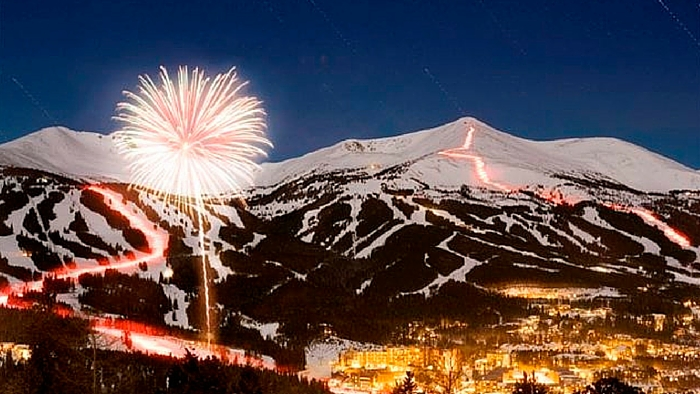 new years eve fireworks breckenridge
