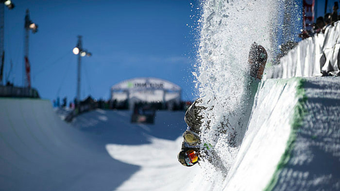 Spring fever park and pipe competitions