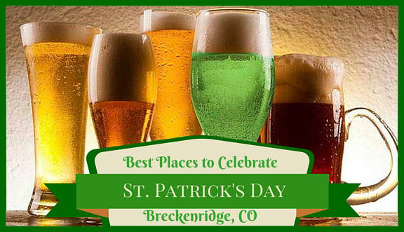 St patricks day breckenridge