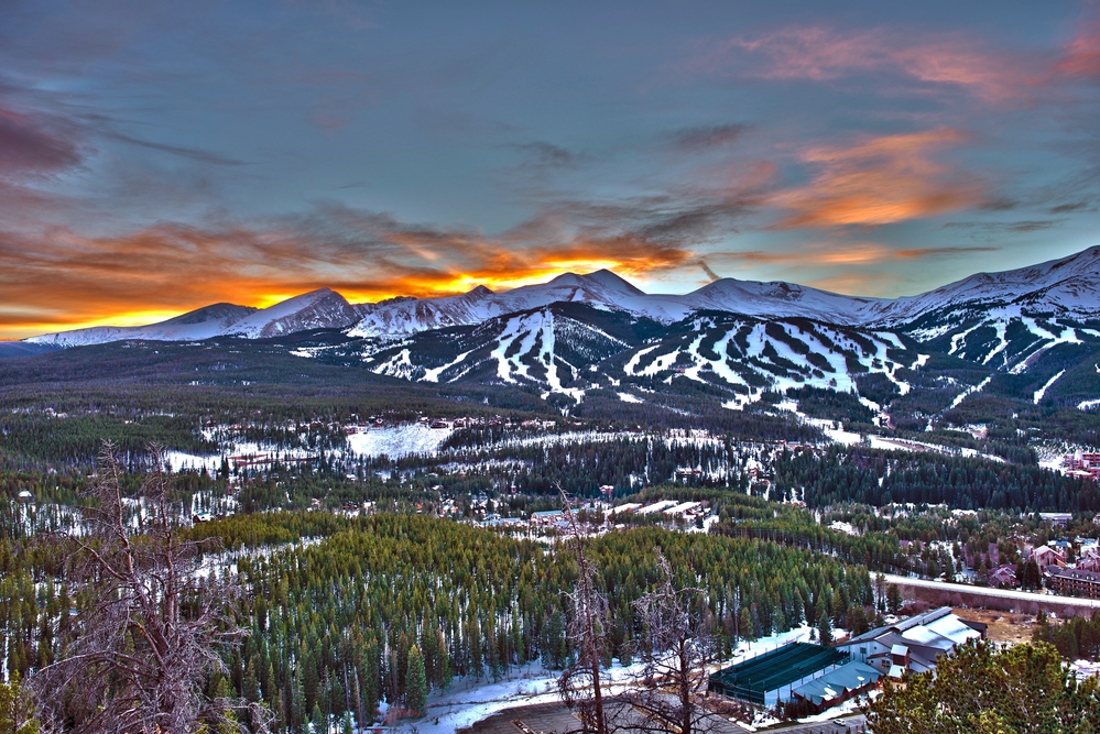 breckenridge colorado best place for winter conference