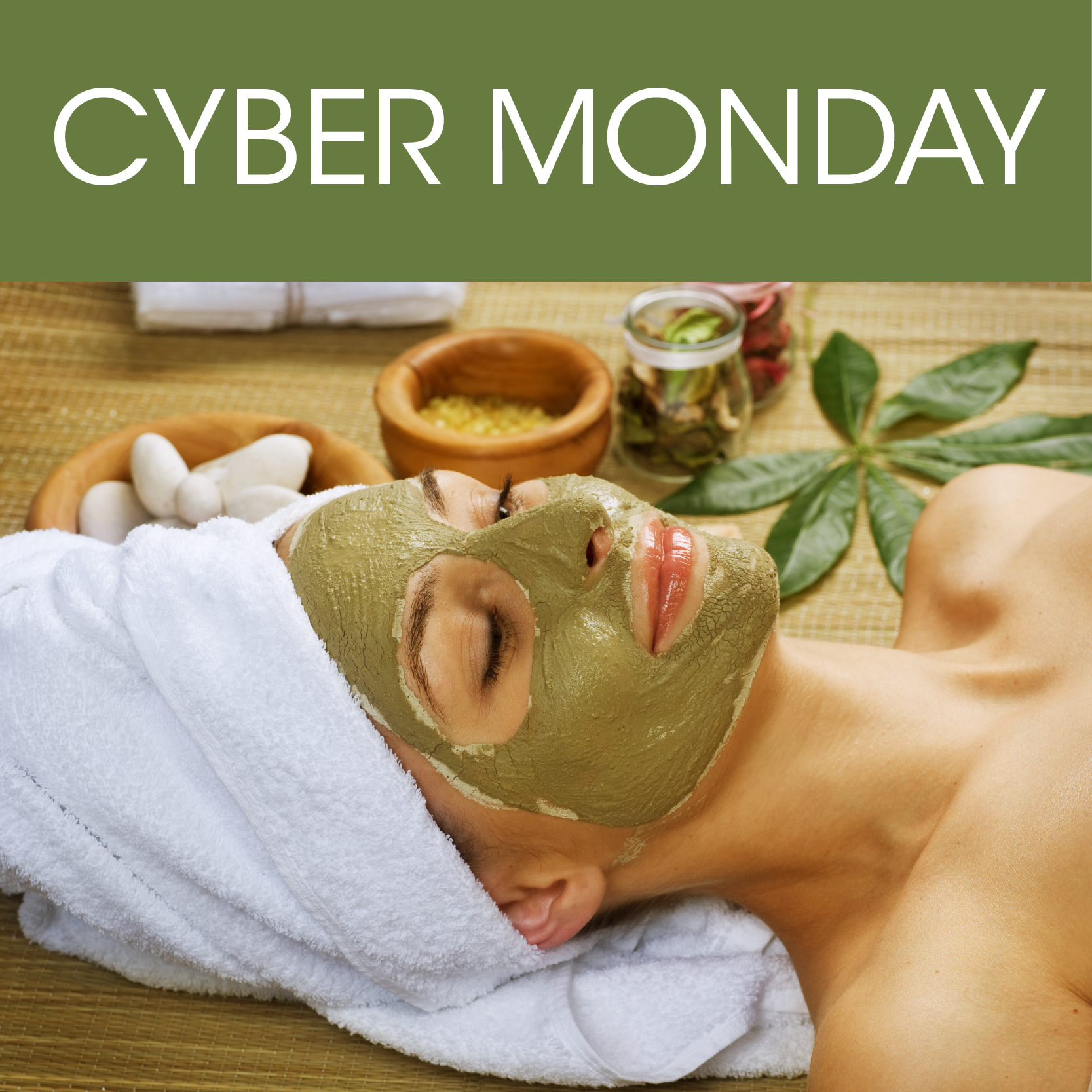 Cyber Monday Spa Special