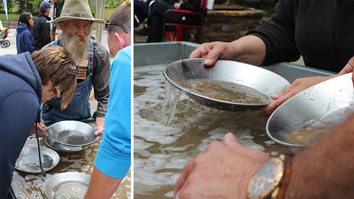 gold panning championships