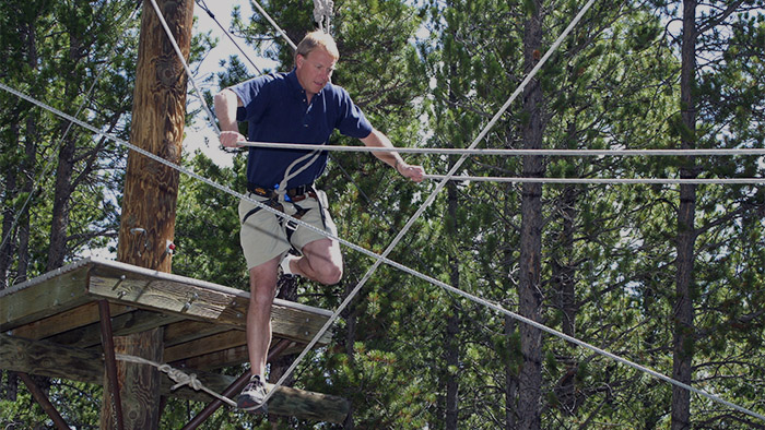 breckenridge high ropes course